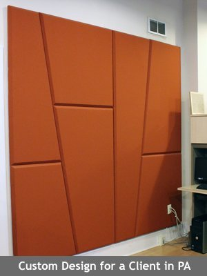 Udderly Quiet Acoustic Panel 200 Series Soundproof Cow