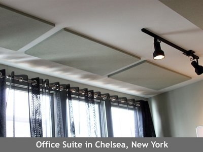 Acoustic Panel Office Suite