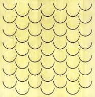 Eccotone Acoustic Wood Panel - Pesce