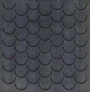 Eccotone Acoustic Wood Panel - Pesce Ebony Finish