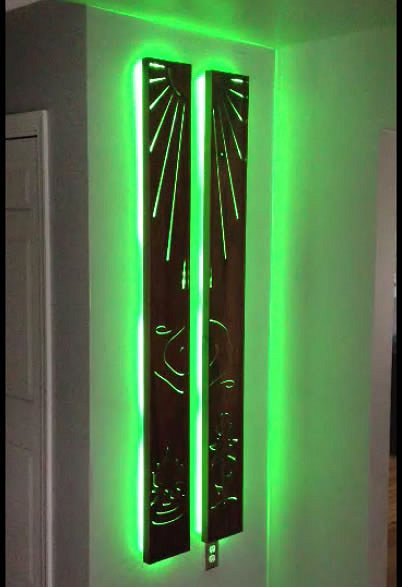 Acoustic Wood Panel - Custom Entry
