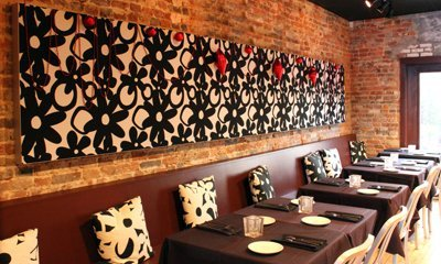 Adapt Acoustic Panel Restaurant Install 3