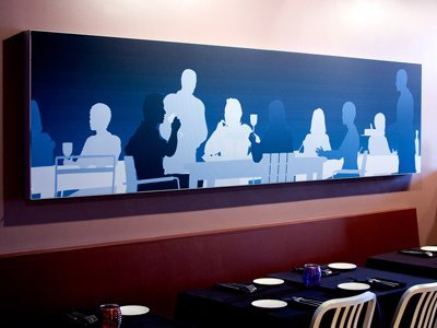 Adapt Acoustic Panel Restaurant Install 2
