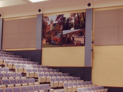 Art Acoustic Panel Concert Hall