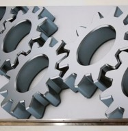 Art Acoustic Panel Gears