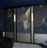 Art Acoustic Panel Home Theater Right