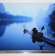 Art Acoustic Panel Lake