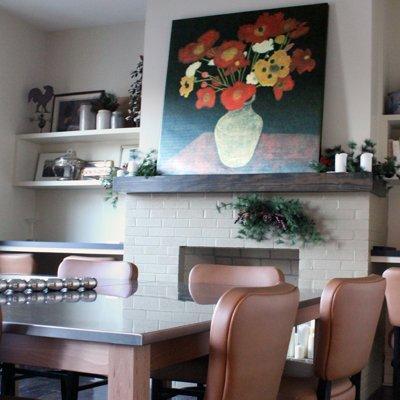 Art Acoustic Panel Restaurant