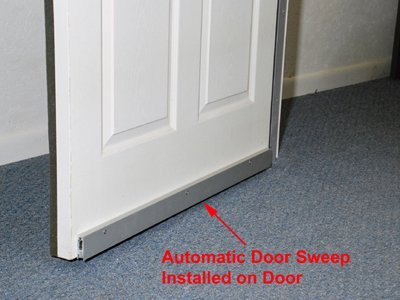 Beau Quiet Door™ Automatic Door Sweep