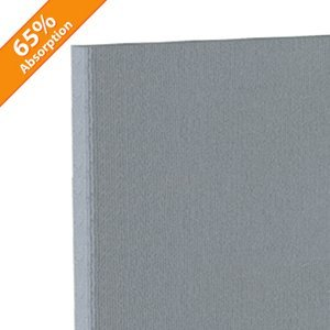Acoustic Fabric Covered Foam Panel 1 inch