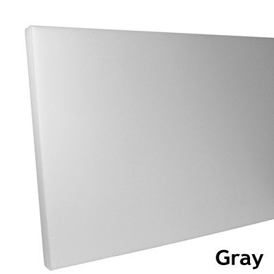 Fire Rated Acoustic Foam Panel 2 inch Gray