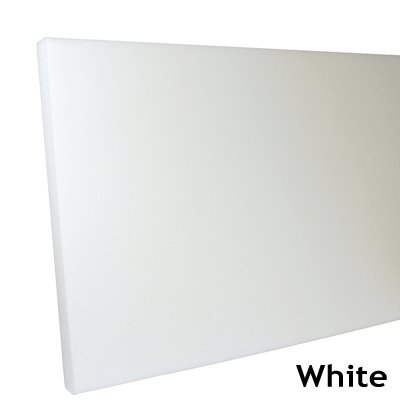 Fire Rated Acoustic Foam Panel 2 inch White