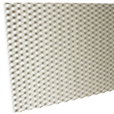 1.5 inch White Fire Rated Anechoic Acoustic Foam