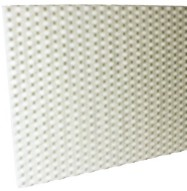 1 inch White Fire Rated Anechoic Studio Foam