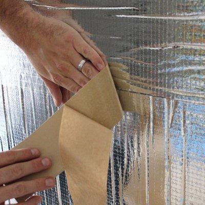 Foil Tape Install
