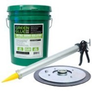 Soundproofing Glue 5 Gallon Applicator