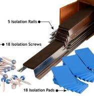 Isotrax Soundproofing Kit