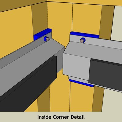 isoTRAX™ Soundproofing Isolation System | Shop Soundproof Cow