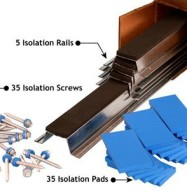 Soundproofing Isotrax Ceiling Kit Parts List