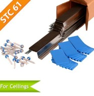 Soundproofing Isotrax Ceiling Kit