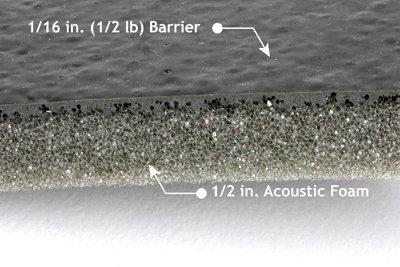 Quiet Barrier LD Composite Detail