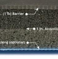 Quiet Barrier MD Composite Detail