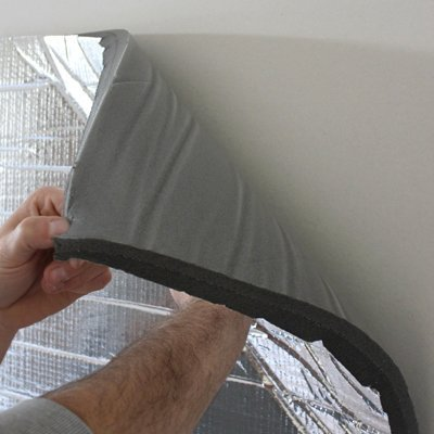 Soundproofing Quiet Barrier Specialty Composite Install