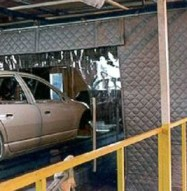 Soundproofing Quiet Barrier Quilt Install Car Wash