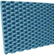 Studio Foam Anechoic 3 inch Aqua