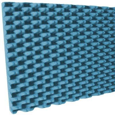 Acoustic Foam Anechoic 3 inch Aqua