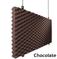 Baffle Studio Foam Chocolate