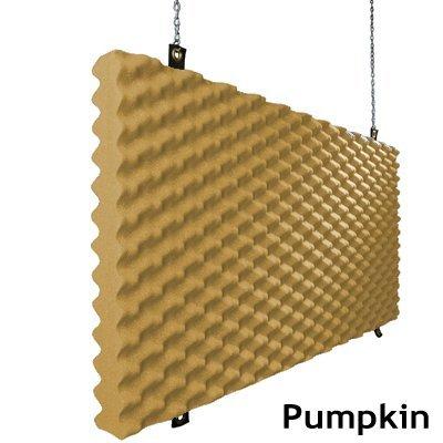 Baffle Acoustic Foam Pumpkin