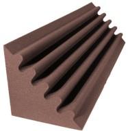 Studio Foam Corner Trap Chocolate 48 inch