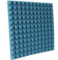 2 inch Aqua Pyramid Studio Foam