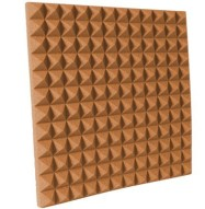 2 inch Pumpkin Pyramid Acoustic Foam