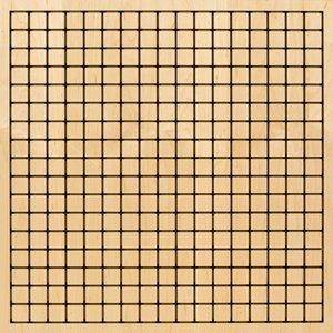 perforated art panel grid