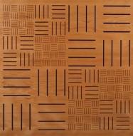 perforated panel parquet 300