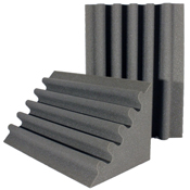studio foam corner trap charcoal