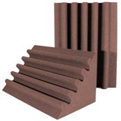 studio foam corner trap chocolate